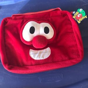 Other - Veggie Tales Bob the Tomato Bible Cover